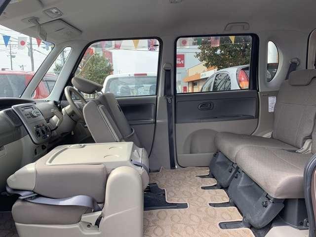 特に内装状態は、少しでも気にされます方は、現車でしっかりとご覧頂けましたらと思います。 写真では伝わりにくい感覚や印象、手触り、シートの座り心地、細部の汚れ、室内の臭いなど、全てご本人様でご確認下さい
