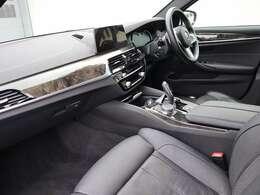 BMWの伝統あるアッパーミドルレンジ、第7世代目となる「5シリーズ」入荷しました。