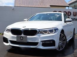 BMW 5シリーズ 540i xドライブ Mスポーツ 4WD フロント・サイド・バックカメラ ETC