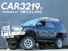 トヨタ ハイラックスサーフ 3.4 SSR-G ワイドボディ 4WD リフトアップ Sル-フ 新品BFグッドリッチAT