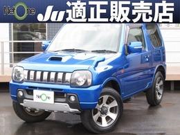 スズキ ジムニー 660 クロスアドベンチャー XC 4WD 5速 SDナビ カブロンシート シートヒーター