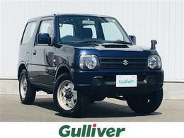 スズキ ジムニー 660 XG 4WD ルーフキャリア/社外HDDナビ/ETC/4WD