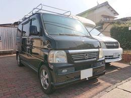 ホンダ バモス 660 L ターボ 4WD キャンピングカー仕様