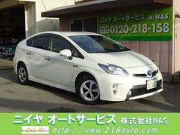 トヨタ プリウスPHV 1.8 G シートヒーター パワーシート HDDナビ
