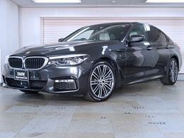 BMW 5シリーズ 540i xドライブ Mスポーツ 4WD アイボリーホワイトレザー BMW認定中古車