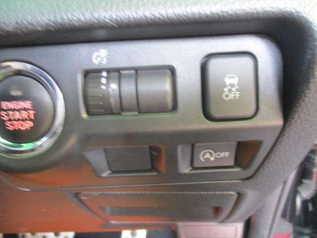 アイドリングストップ付!停車中の無駄なガソリンを使いません。環境にも良いエコカーですです!
