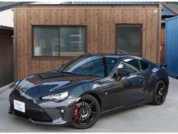 トヨタ 86 2.0 GT リミテッド ブラックパッケージ HKS車高調 ブレンボキャリパー LED