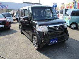 ホンダ N-BOX 660 G Lパッケージ センシング・純正ナビ・Bカメ・両パワスラ