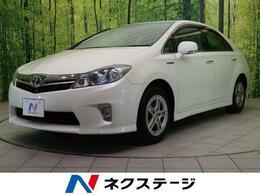 トヨタ SAI 2.4 S 自社買取車両 メーカーOPナビ Bモニター
