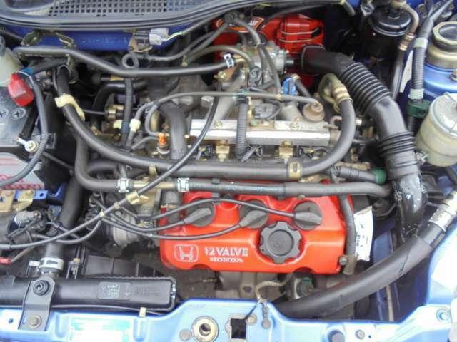 水冷直列3気筒SOHC12バルブ E07Aエンジン!出力48ps(35kW)/6300rpm!トルク5.8kg・m(56.9N・m)/5500rpm!