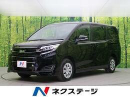 トヨタ ノア X 登録済み未使用車 7人乗り 両側電動