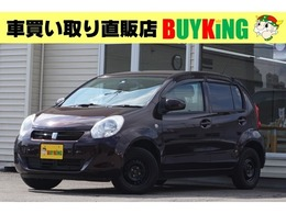 トヨタ パッソ 1.0 X ユルリ 4WD ワンオーナー エンジンスターター