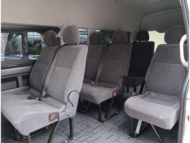 ご家族、ご友人でもいろんな方とお出かけできます。荷物もたくさん積めて、いろいろなシートバリエーションできますので楽しくドライブ、旅行にもokです!シート状態良好です!