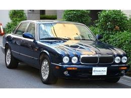ジャガー XJ XJエグゼクティブ 3.2-V8 右ハン 記録簿 1.4万キロ