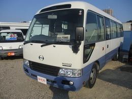日野自動車 リエッセ 29人乗り マイクロバス ETC付