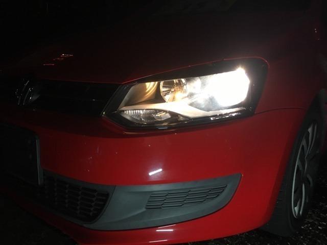 ☆HIDヘッドライト☆夜間も視界良好の安全ドライブOK☆