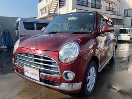 ダイハツ ミラジーノ 660 プレミアムX 車検令和4年8月/キーレス/アルミ/CD