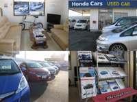 Honda Cars 袋井 中古車センター