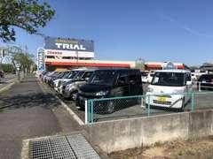 スーパーセンタートライアル四日市富田店様スグ隣です!