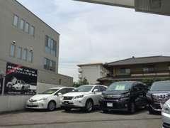 輸入車以外の国産車もお任せ下さい!!新車・中古車問わずオールメーカーお探し致します。