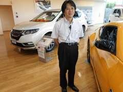 オンライン商談始めました。田中賢人です。