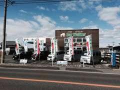 国道4号線!イワセキカーウォーカー!新車市場カーベル水沢店!車のことなら「カーウォ-カー」