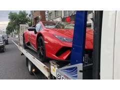 【自社ロードサービス完備】自社積載車を所有しております。全国納車可能で安全にお届けいたします。