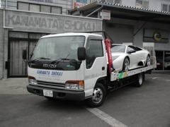 ☆専用積載車完備☆ ワイドボディやローダウンの車も積載可能な積載車です。全国納車&引取OKです!