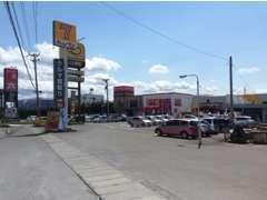 近隣にはツタヤ古川店、SEGA古川店、イエローハット古川店があります、合同駐車場ですので安心して駐車が出来ます♪