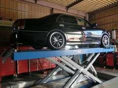 安心の整備工場にて全車点検済み!全国保証付納車渡し致します。