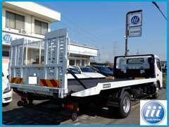 ◇積車完備◇ 遠方納車もお任せください!県外からの納車実績も多数!万が一の際のも迅速に対応可能です。