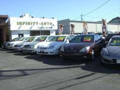 展示車以外にも、ご希望の車種があれば探すことも可能です!!