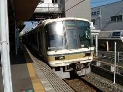 京都・奈良・和歌山・兵庫など、電車でのアクセスも良好♪大和路線・久宝寺(きゅうほうじ)駅までお迎えに上がります♪