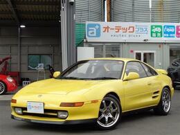 トヨタ MR2 2.0 GT-S 5速MT レイズ17インチAW 後期モデル