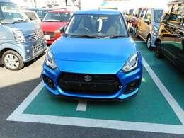 新車人気のスイスポ6AT入庫お好きな色グレードオプション選べます安心新車メーカ保証付足回り/マフラー好みのカスタムも可能ですもちろんナビ/ETC./バックカメラもお得に