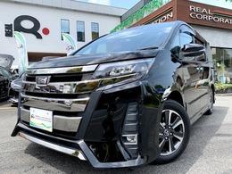 トヨタ ノア 2.0 Si WxBII 純正9インチナビ・TV 後席大型モニター