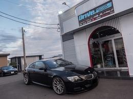 BMW M6 5.0 SMG/DSC修理済インディヴィジュアル