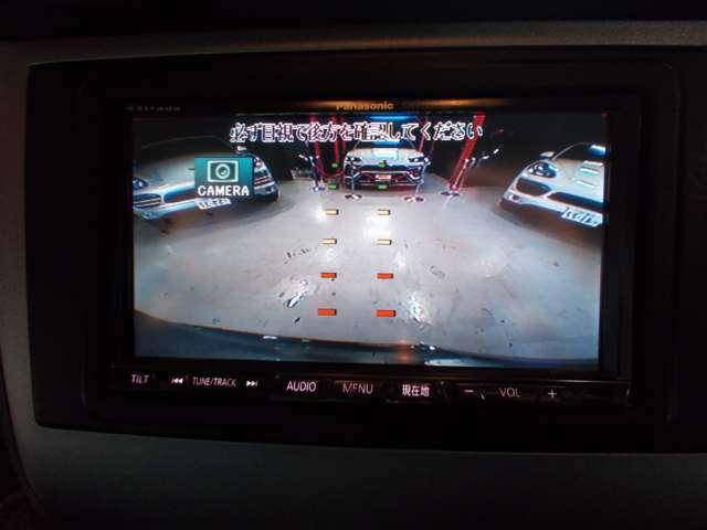 ストラーダHDDナビ バックカメラ CD録音 DVD再生 AUX SD