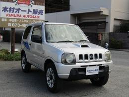 スズキ ジムニー 660 XL 4WD 特別仕様シート
