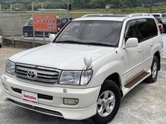 トヨタ ランドクルーザー100 の中古車 4.7 VXリミテッド 4WD 福岡県糸島市 95.0万円