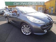 プジョー 207CC の中古車 プレミアム 三重県四日市市 39.3万円