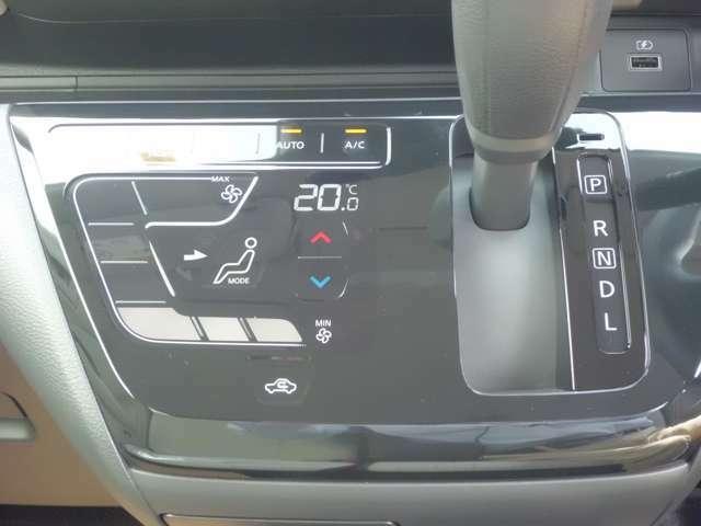 室内の温度管理もらくらくタッチパネル式オートエアコン