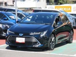 トヨタ カローラスポーツ 1.8 ハイブリッド G Z ディスプレイオーディオ/衝突防止装置/LED