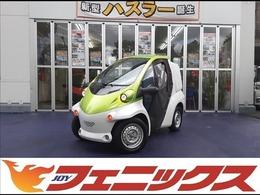 トヨタ コムス B・COMデリバリー 電気自動車 家庭用100V充電OK