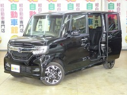 ホンダ N-BOX 660 G L ターボ ホンダセンシング 4WD ABS 衝突軽減ブレーキ 両側パワスラドア