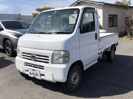 ホンダ アクティトラック 660 SDX 4WD 5速マニュアル・車検3年7月・エアコン