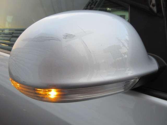 Bプラン画像:ウィンカーミラー付き♪デザイン性だけでなく安全性もUP♪巻き込み事故防止にもつながりますね♪