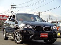 BMW X1 xドライブ 18d 4WD インテリジェントセーフティ