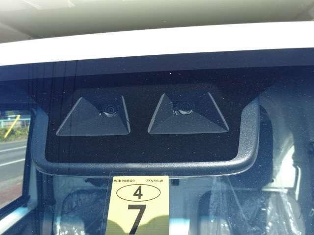 衝突被害軽減ブレーキ:スマアシ付き