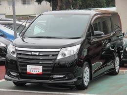 トヨタ ノア 2.0 X 9型SDナビ/パワースライドドア/LEDライト